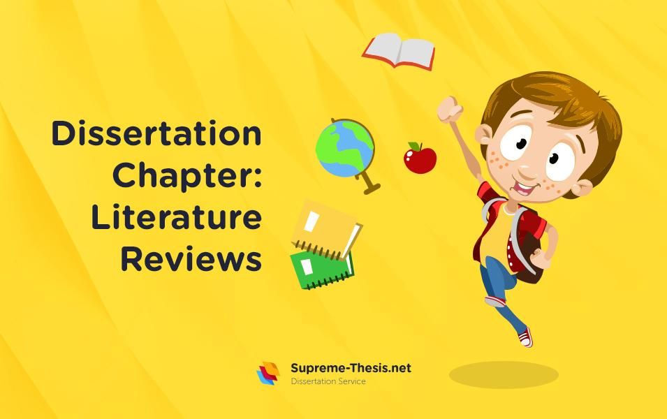 Write My Literature Review for a Dissertation | Online Assistance