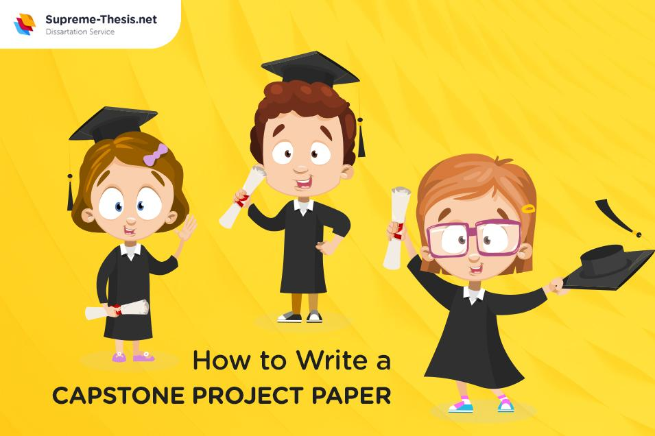 How to Write a Capstone Project Paper