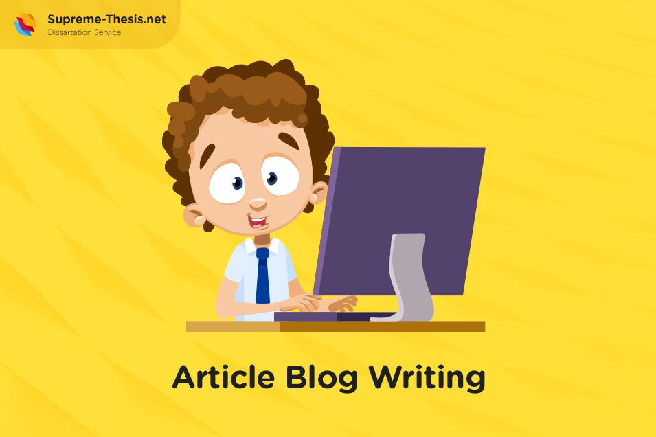 Article Blog Writing Tips and Tricks
